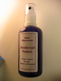 Deodorant Natura